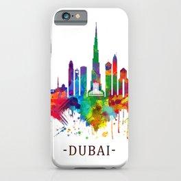 Dubai UAE Skyline iPhone Case