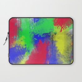Abstract colorful pattern Laptop Sleeve