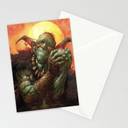 Squee, Goblin Nabob Stationery Cards