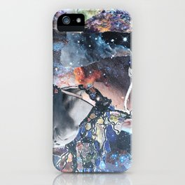 Rebirth in the Movement iPhone Case