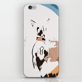 Chinese crested 7 iPhone Skin