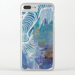 Lower than Atlantis Clear iPhone Case