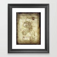 Bestiary 05 Framed Art Print