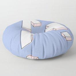 Deconstructed A Floor Pillow