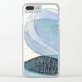 wrong Clear iPhone Case