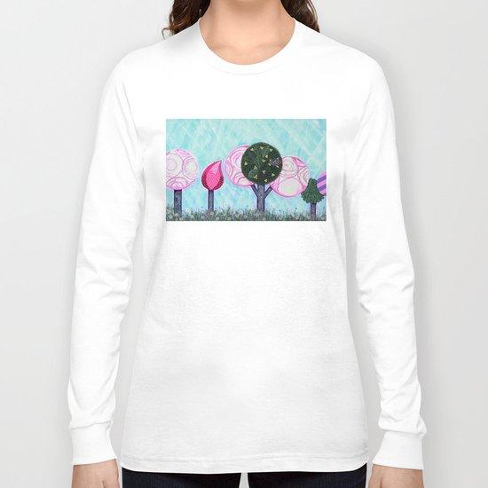 Pink grove Long Sleeve T-shirt