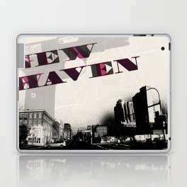 Gun Wavin, New Haven Laptop & iPad Skin
