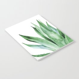 Agave Plant. Notebook