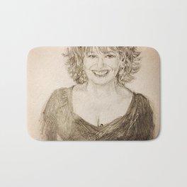 Joy Behar Bath Mat
