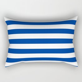 El Salvador honduras finland greece israel flag stripes Rectangular Pillow
