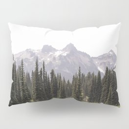 Mountain Wilderness - Nature Photography Pillow Sham