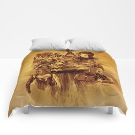 Homage to Mad Max Comforters