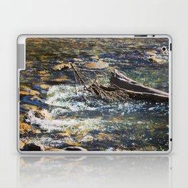 Crystal Clear Pedernales Laptop & iPad Skin