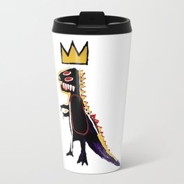 Basquiat Dinosaur Travel Mug