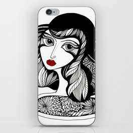 NAOMI iPhone Skin
