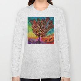 The Wow Tree Long Sleeve T-shirt