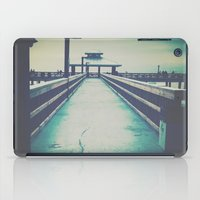 boardwalk empire iPad Cases featuring Boardwalk by SilverTwig