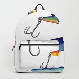 Casting Jigs Backpack