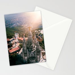 Heaven on a Hill Stationery Cards