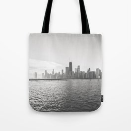 In Chicago Tote Bag