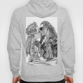 Clexa Wedding Hoody
