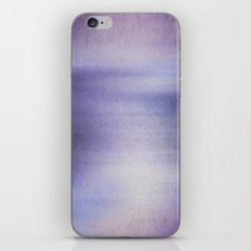 The blue Hour iPhone & iPod Skin