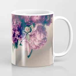 Peony Romance Coffee Mug
