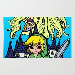 Hero of Time Rug