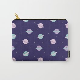 Kawaii Pastel Planets Carry-All Pouch