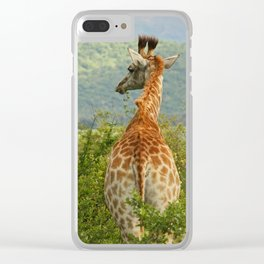 southafrica ... waiting for you Clear iPhone Case