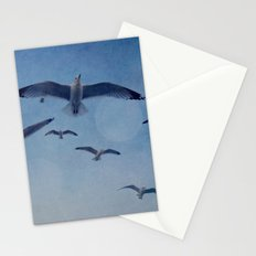 Free Falling Stationery Cards