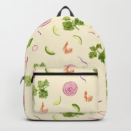 Taco Time Backpack