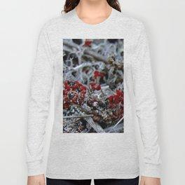 Devil's Matchstick Lichen Long Sleeve T-shirt