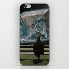 Unearthly Mind iPhone Skin