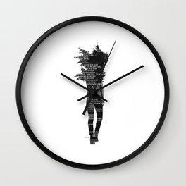 Courtrai - Untitled Fiir Wall Clock