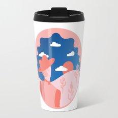 Whatcha looking for cowboy Travel Mug