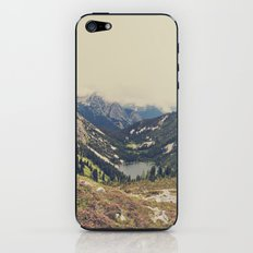 Mountain Flowers iPhone & iPod Skin