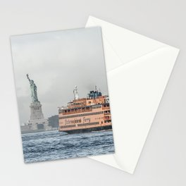 Ferry & Liberty Stationery Cards