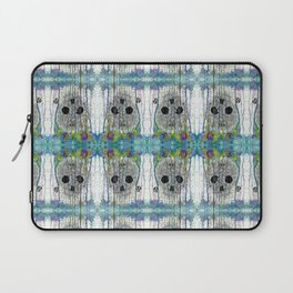Trama Skull Laptop Sleeve