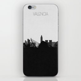 City Skylines: Valencia iPhone Skin