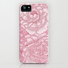Pink Blossom iPhone SE Slim Case