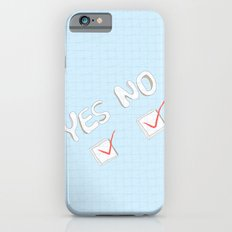 Yes No iPhone 6s Slim Case
