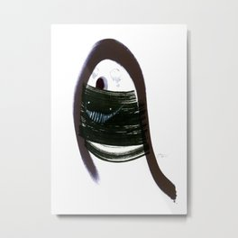 Nubs Print 002 Metal Print