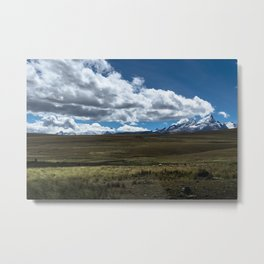 Cloudcatcher Metal Print