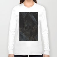 celtic Long Sleeve T-shirts featuring Celtic by Derek Moffat