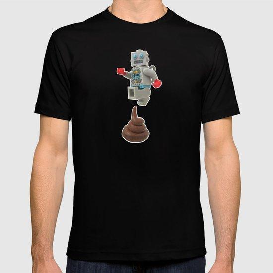 Poo jumping T-shirt