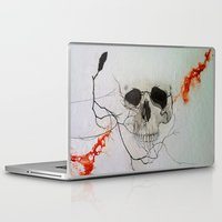 rogue Laptop & iPad Skins featuring Rogue by Art of Jason Coe