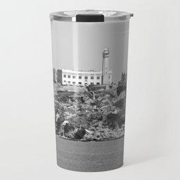 Alcatraz Island  Travel Mug