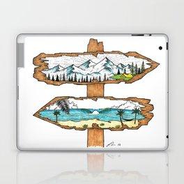 Pathways Laptop & iPad Skin