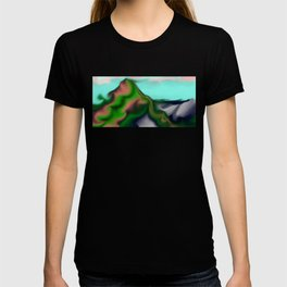 Smudged Colours 2 T-shirt
